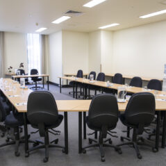 Metro Advance Apartments & Hotel Darwin Conference Room U-Shape