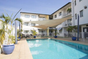 Metro Advance Apartments & Hotel Darwin Pool