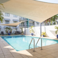 Metro Advance Apartments & Hotel Darwin Pool Cover