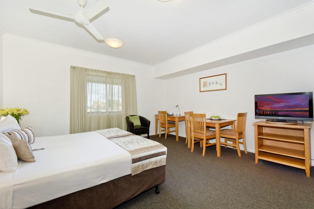 Metro Advance Apartments & Hotel Darwin Studio Room