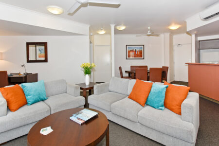 14 Night Isolation 2 Bedroom Apartment - Metro Advance Apartments & Hotel Darwin