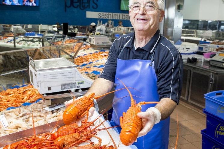 Sydney Fish Markets