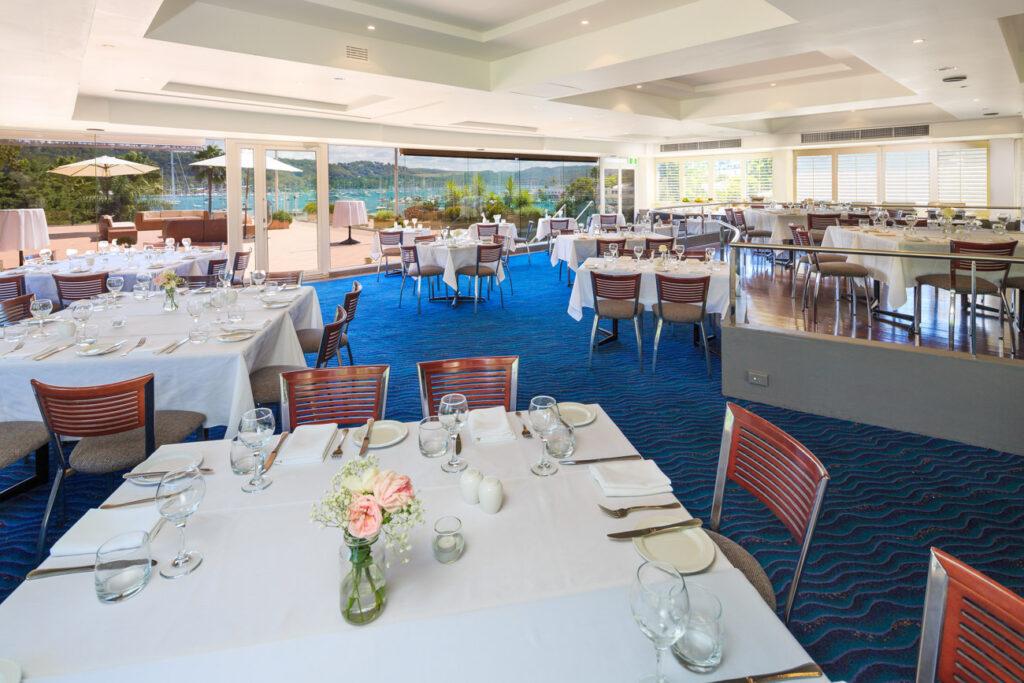 Metro Mirage Hotel Newport Restaurant