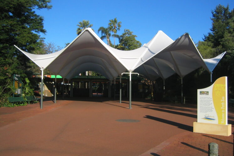 Perth_Zoo_entrance