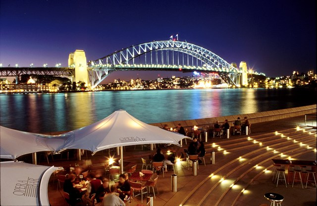 NSW; Sydney; Bars; Cafes; Harbour Bridge;