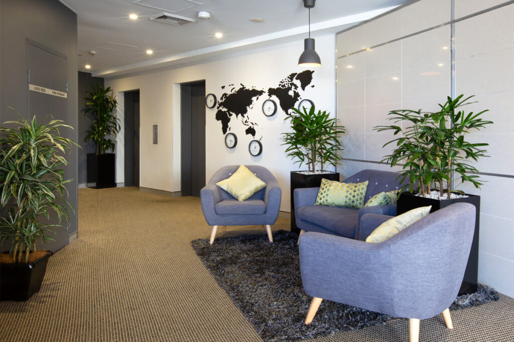 Metro Apartments on Darling Harbour Reception