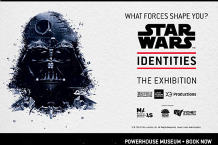 Star Wars Exhibition Package - Metro Aspire Hotel, Sydney