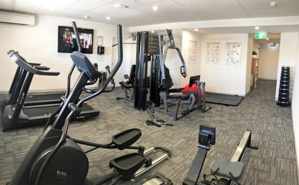 Metro Hotel Perth Gym