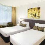 Metro Mirage Hotel Newport Twin Room