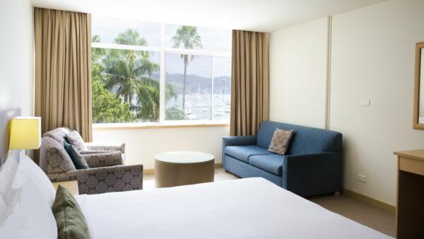 Newport Waterfront Room