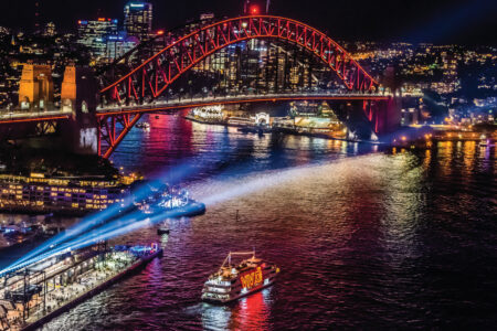 Vivid Family Package - Metro Hotel Marlow Sydney Central