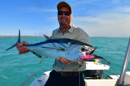 2 Day 3 Night Fishing Safari - Groote Eylandt Lodge