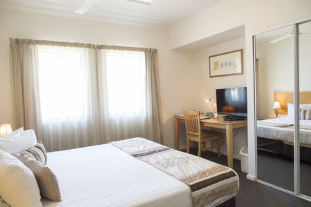 14 Night Isolation Studio Room - Metro Advance Apartments & Hotel Darwin