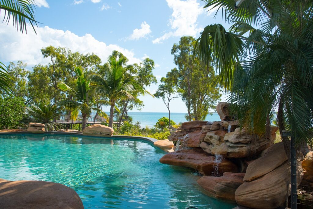 Groote Eylandt Resort Pool