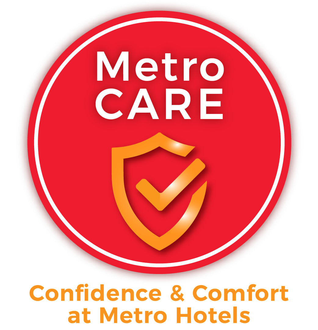 Confidence & Comfort at Metro Hotels