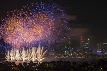 Celebrate Australia Day Skyworks - Metro Hotel Perth